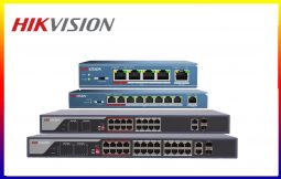 HIKVISION NETWORK SWITCH
